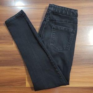 Forever 21 black skinny jeans!